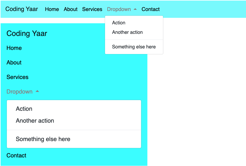 Bootstrap Navbar dropdown on hover(and invert arrow on hover)